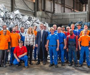 Die BIEWER Industrie GmbH wächst weiter